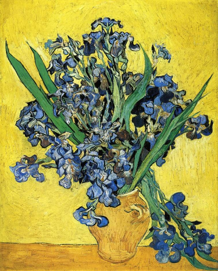 Gogh-StillLifewithIrises