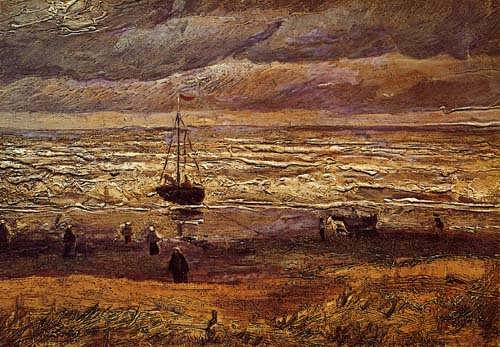 Gogh-TheBeachatScheveningen