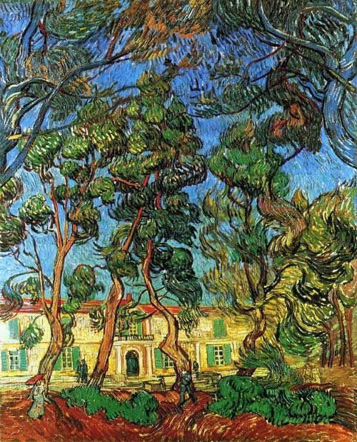 Gogh-TheGroundsoftheAsylum