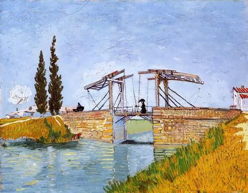 Gogh-TheLangloisBridge