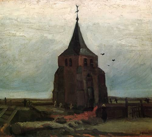 Gogh-TheOldTower