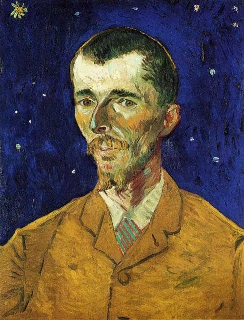 Gogh-ThePoetPortraitofEugeneBoch