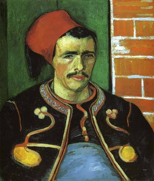 Gogh-TheZouave1