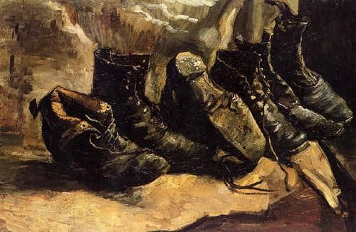 Gogh-ThreePairofShoes