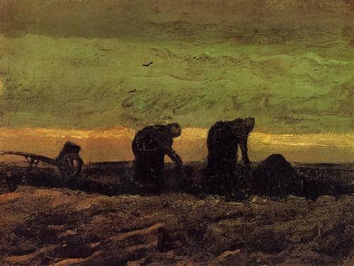 Gogh-TwoPeasantWomeninthePeatFields