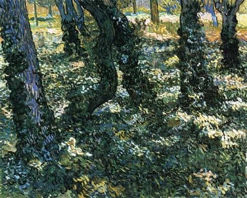 Gogh-Undergrowth