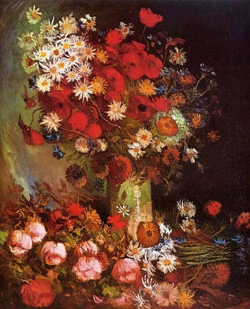 Gogh-VasewithPoppiesCornflowersPeoniesandChrysanthemums