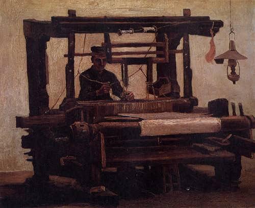 Gogh-WeaverseenfromtheFront