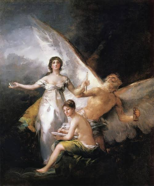 Goya-AllegoryontheAdaptionoftheConstitutionof1812