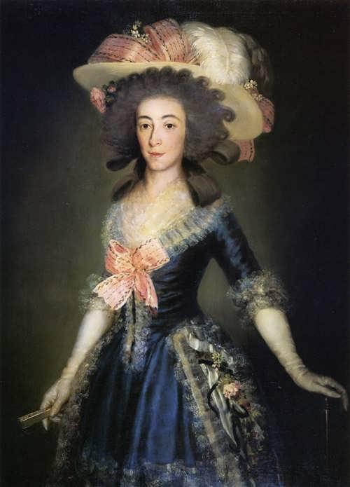 Goya-Condesa-duquesadeBenavente