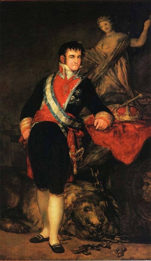 Goya-FernandoVII