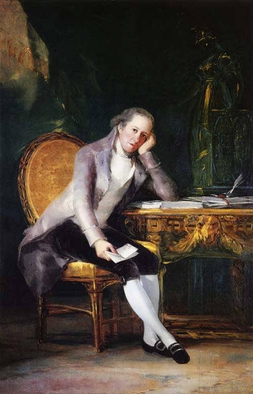 Goya-GasparMelchordeJovellanos