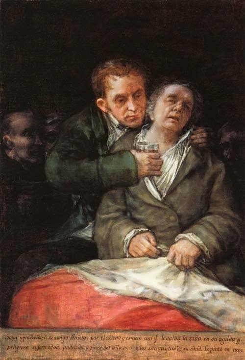 Goya-GoyaAttendedbyDoctorArrieta