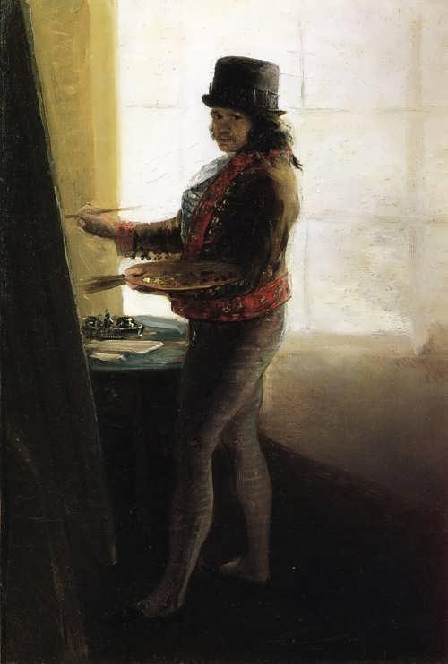 Goya-GoyainiHisStudio