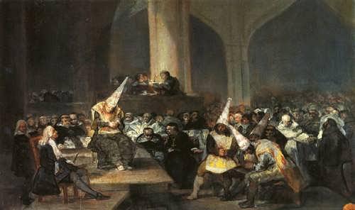 Goya-InquisitionScene