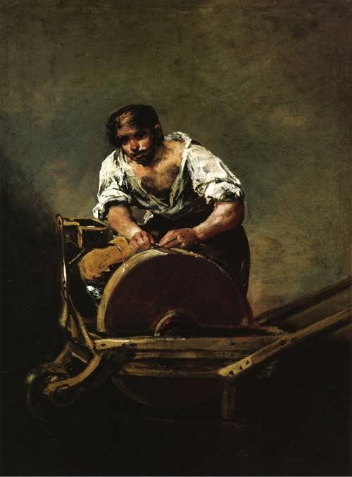 Goya-KnifeGrinder1