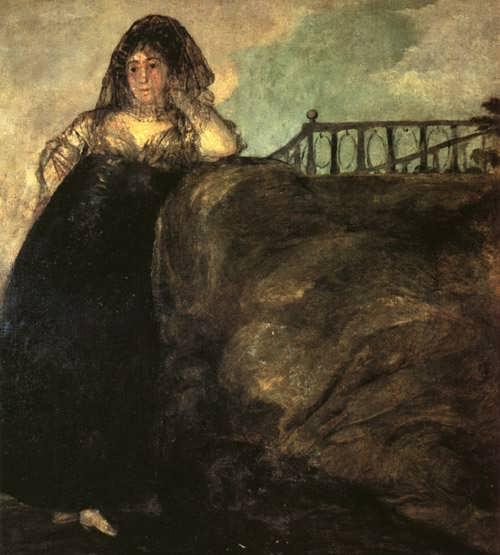 Goya-LaLeocadia