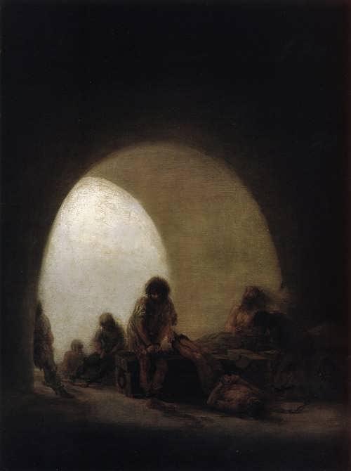 Goya-PrisonInterior