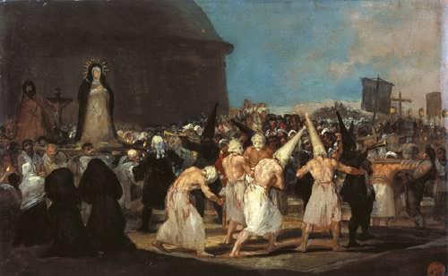 Goya-ProcessionofFlagellants