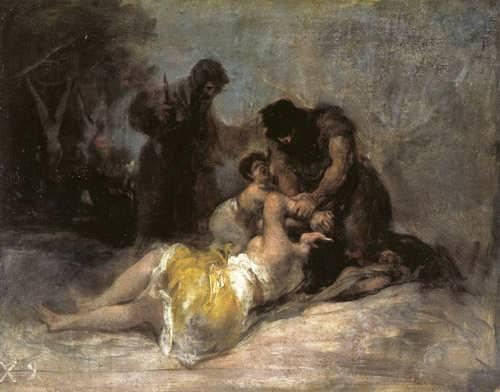 Goya-SceneofRapeandMurder