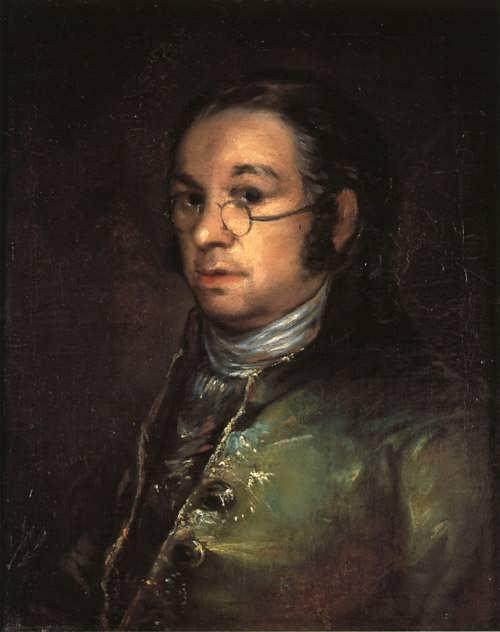 Goya-SelfPortrait