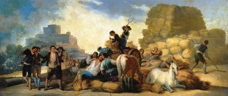 Goya-Summer