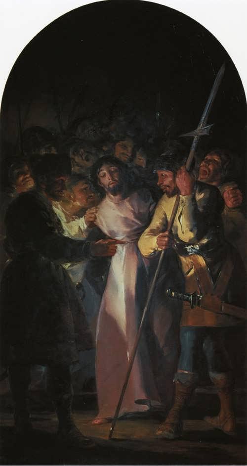 Goya-TheArrestofChrist
