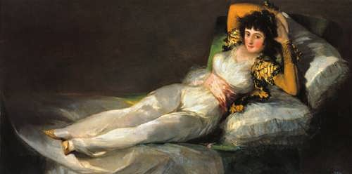 Goya-TheClothedMaja