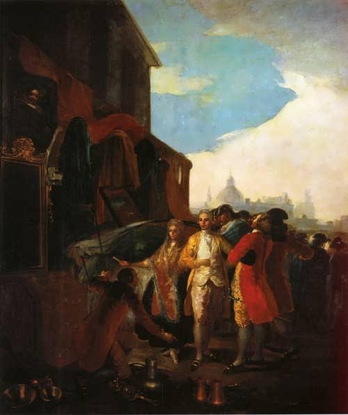 Goya-TheFairatMadrid