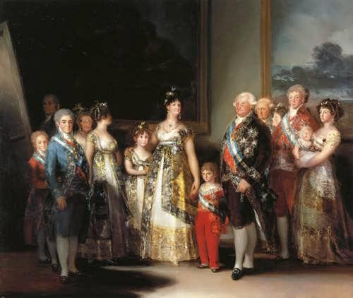 Goya-TheFamilyofChaffrlesIV