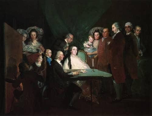Goya-TheFamilyoftheInfanteDonLuis