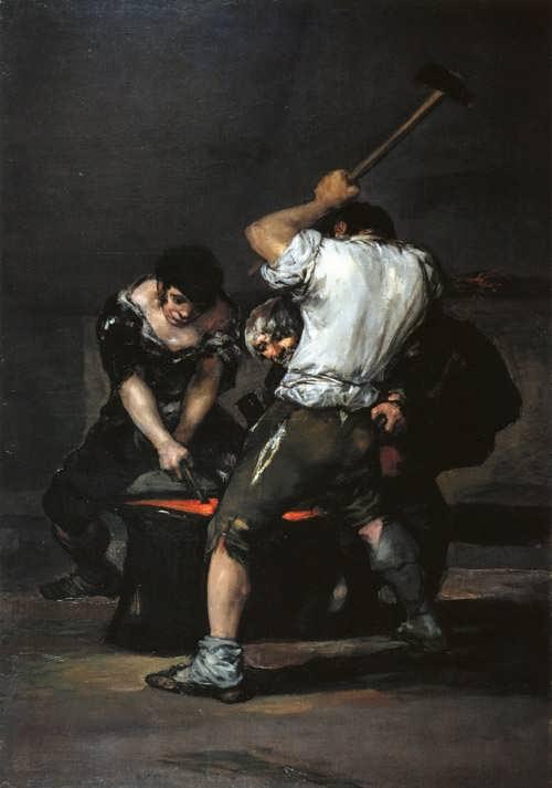 Goya-TheForge