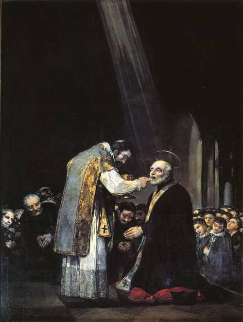 Goya-TheLastCommunionofStJosephofCalasanz