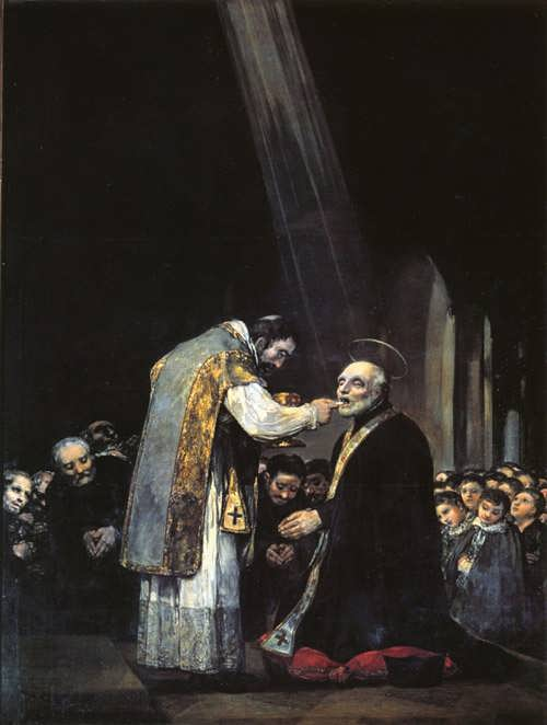 Goya-TheLastCommunionofStJosephofCalasanz1