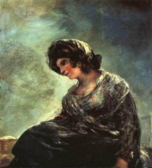 Goya-TheMilkmaidofBordeaux