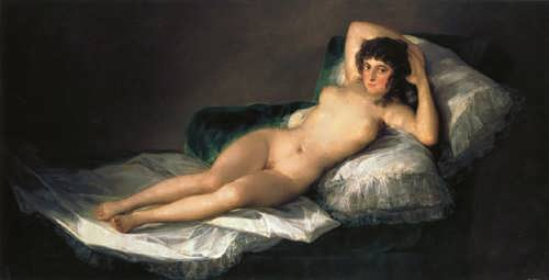 Goya-TheNakedMaja