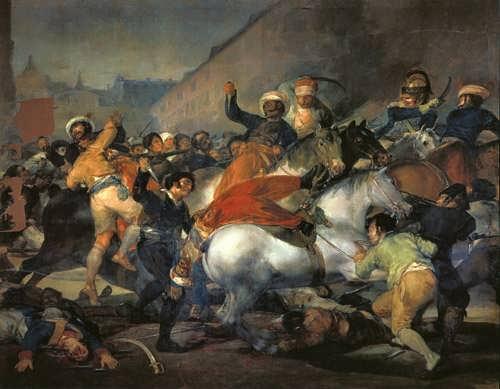 Goya-TheSecondofMay1808