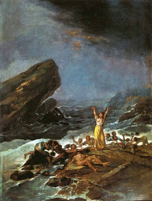 Goya-TheShipwreck