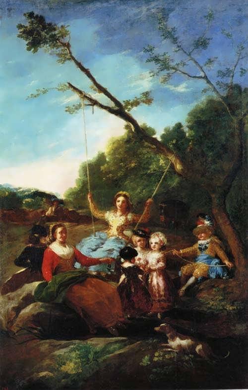 Goya-TheSwing