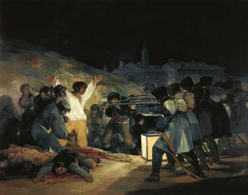 Goya-TheThirdofMay1808