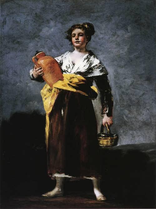 Goya-WaterCarrier