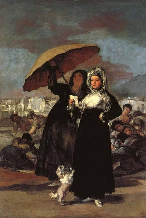 Goya-YoungWomanwithaLetter