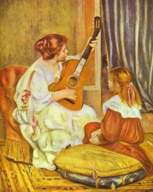 GuitarLessonrenoir