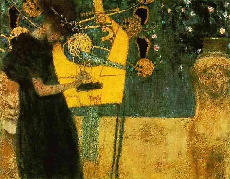 GustavKlimt-Music