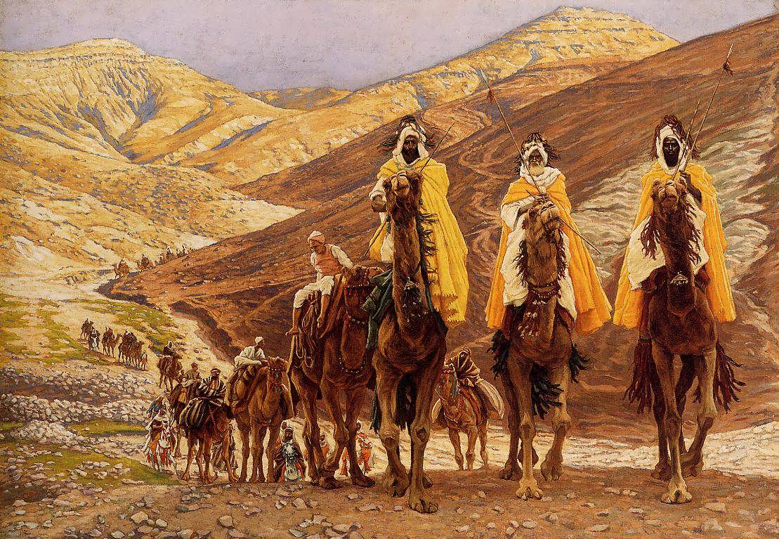 JamesTissot-JourneyoftheMagi