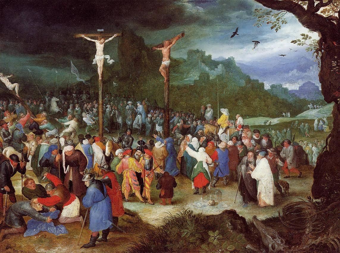 JanBruegeltheElder-TheCrucifixion1