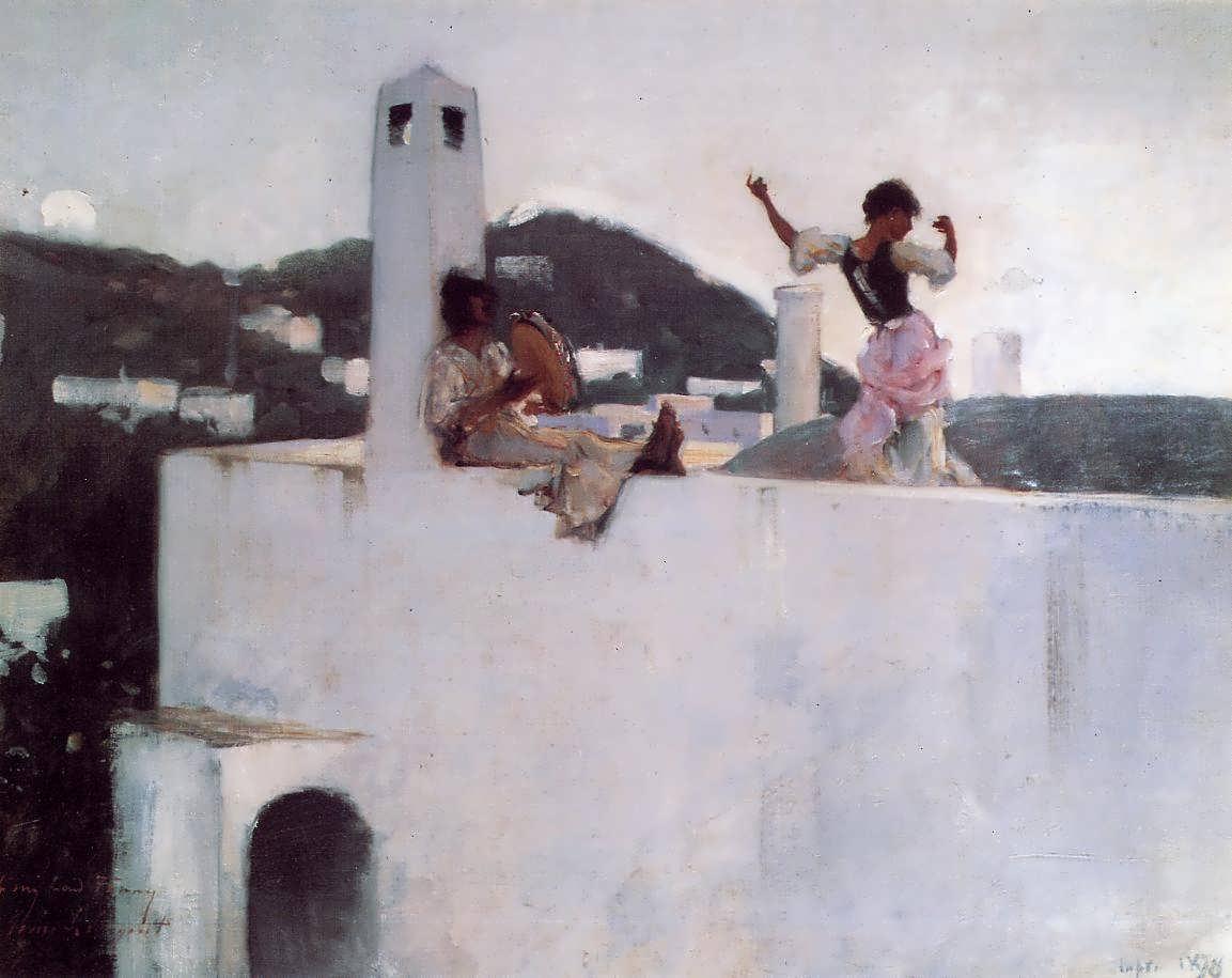 JohnSingerSargent-Capri