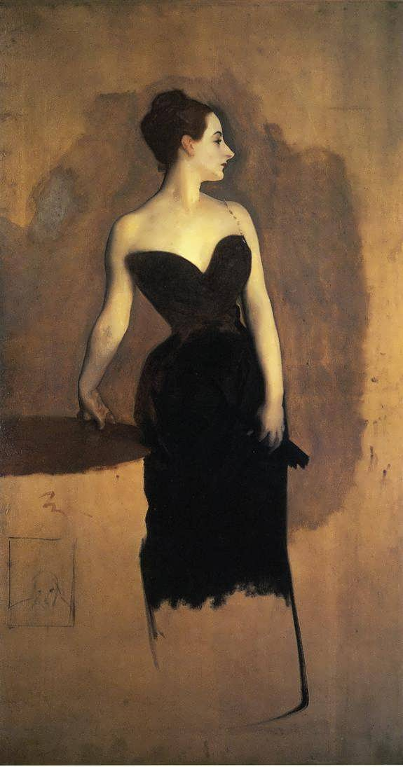 JohnSingerSargent-MadameGautreauunfinished1