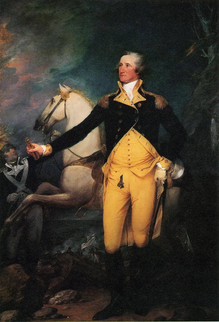 JohnTrumbull-GeorgeWashingtonbeforetheBattleofTrenton2