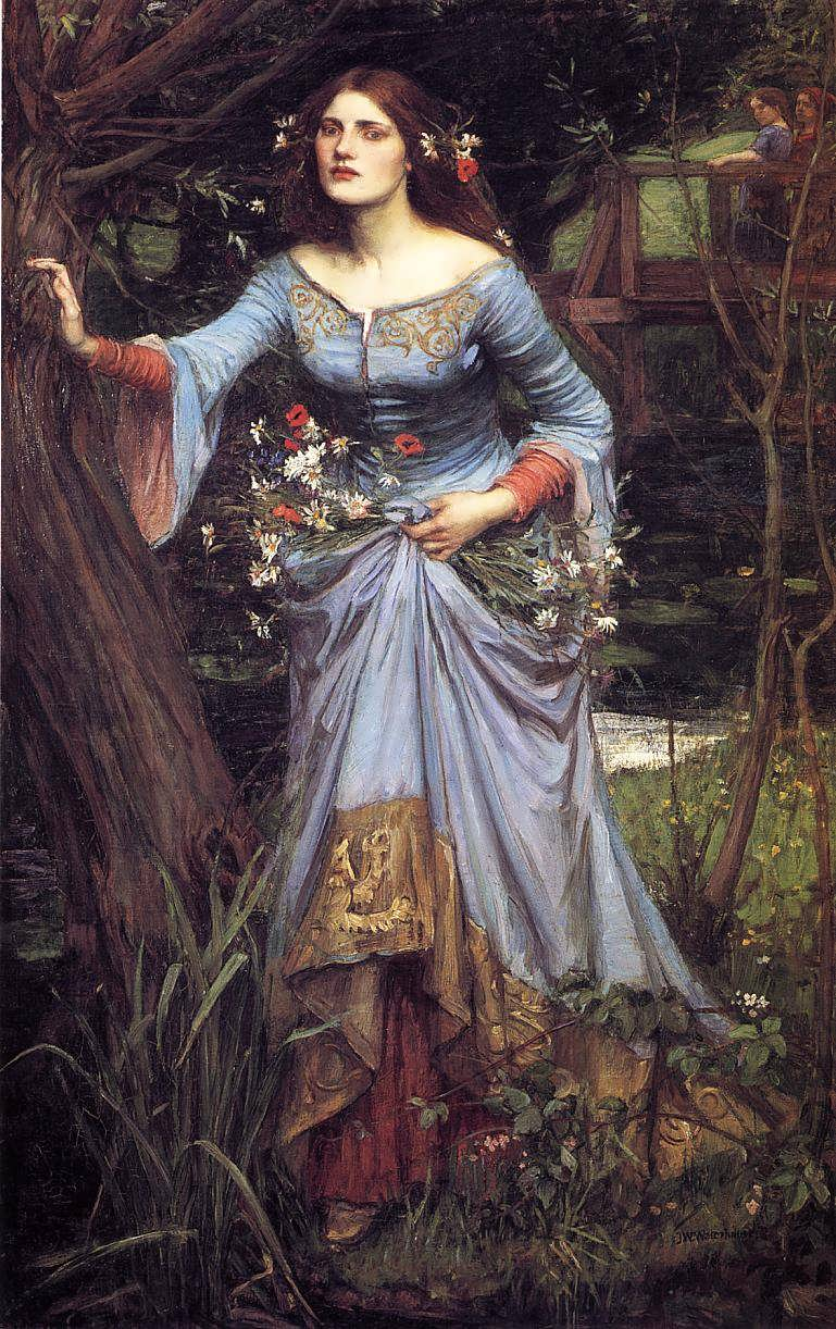 1000 images about pre raphaelites 1848 1910 on for Www painting com